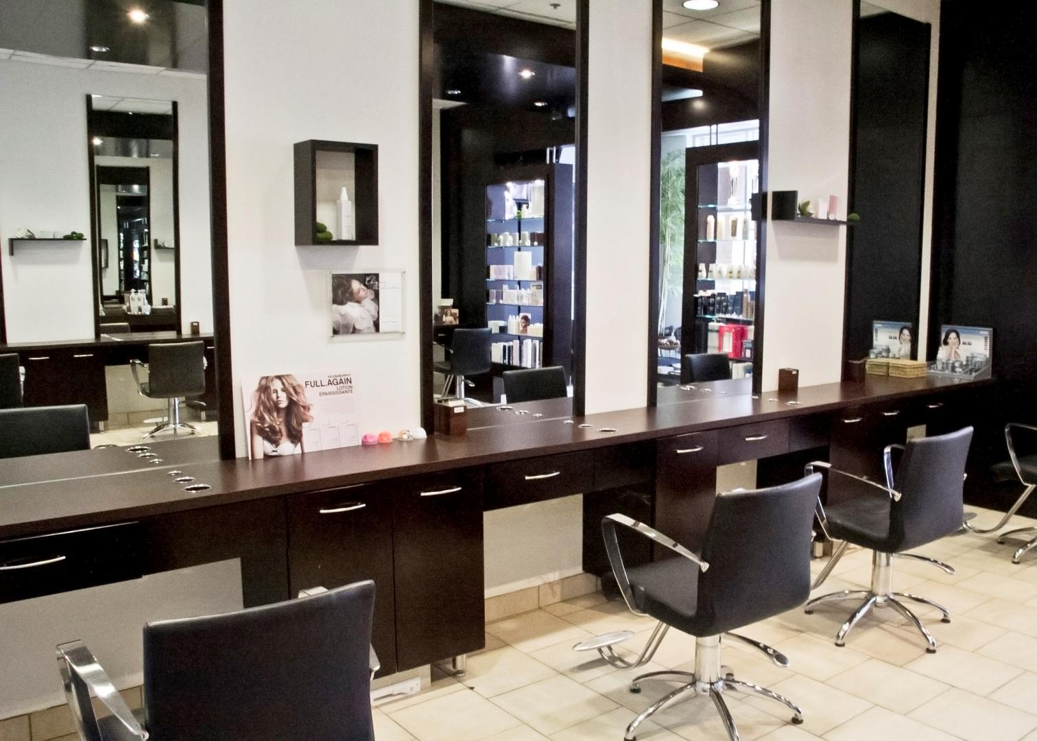 Best salon de coiffure contemporary awesome interior - Ciel salon de coiffure ...