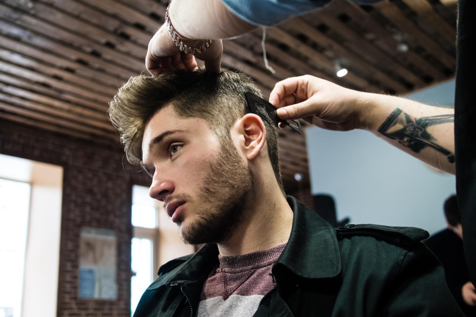 coiffure homme quebec